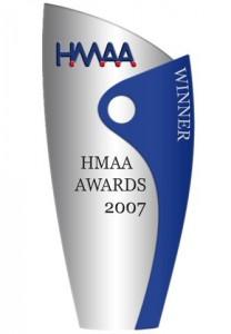 2007 HMAA Logo Winner