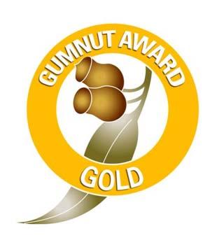 Gumnut Award Gold