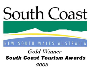 South Coast Tourism Awards 2009