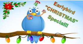 Earlybird Christmas Special