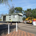 Removal of Ensuite Cabins