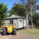 Moving Cabins