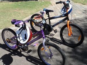 """20"""" BMX bikes"""
